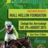 In aid of Niall Mellon