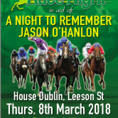 A NIGHT TO REMEMBER JASON O HANLON
