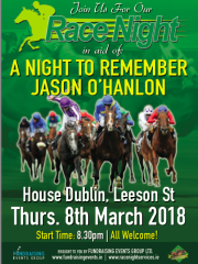 A NIGHT TO REMEMBER JASON O HANLON