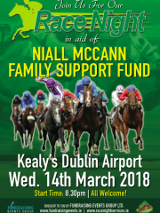 Niall Mc Cann FAmily Support Fund