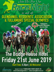 Glendaniel Residents Association & Tullamore Special Olympics