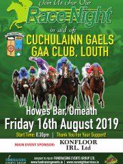 Cuchulainn Gaels GAA, Louth