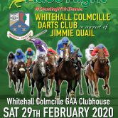 Whitehall Colmcille's Darts in Aid of Jimmie Quail