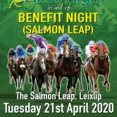 Benefit Night (Salmon Leap)